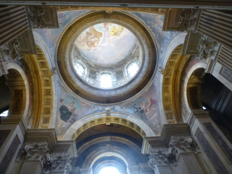The Great Hall and Dome Castle Howard