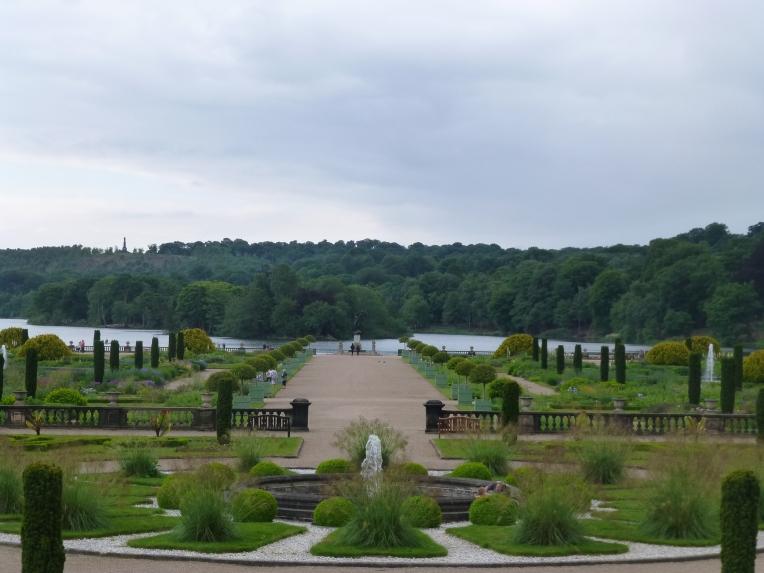 Italian Garden Trentham Gardens