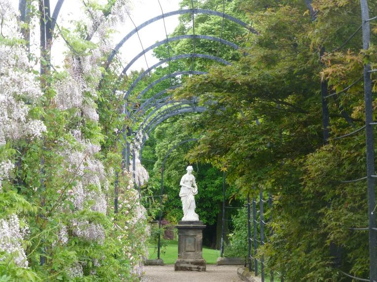 Trentham Gardens Trellis Walk