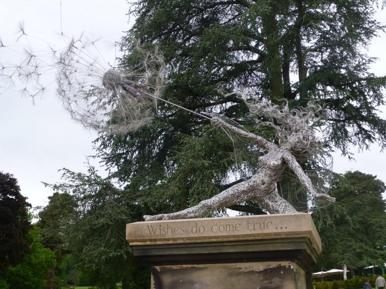 Trentham Gardens Fairy