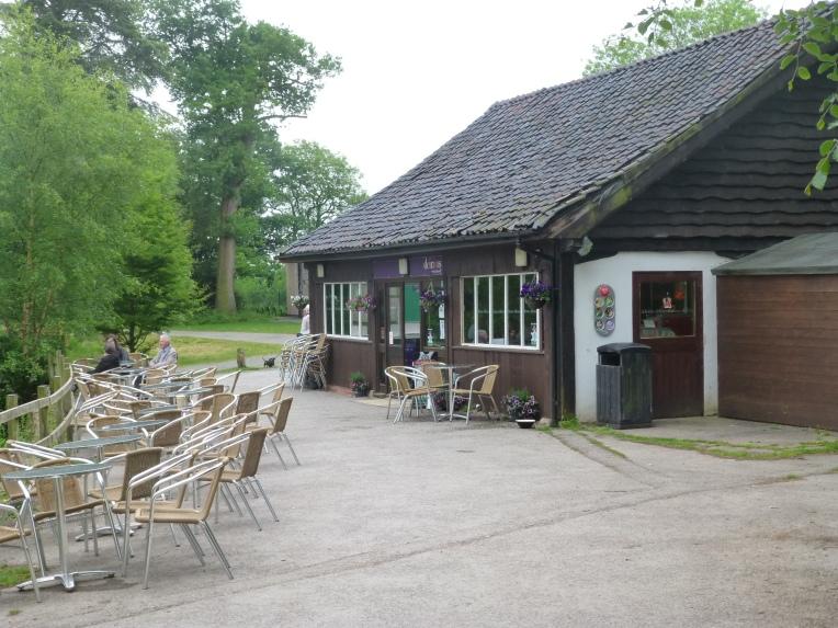 Trentham Gardens Lakeside Cafe