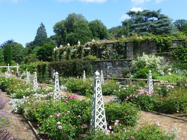 Bodnant Garden Terraces