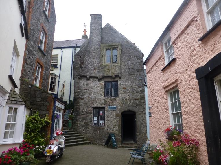 Tudor Merchant's House Tenby